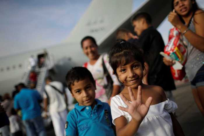 Refugiados e estrangeiros elogiam receptividade dos brasileiros