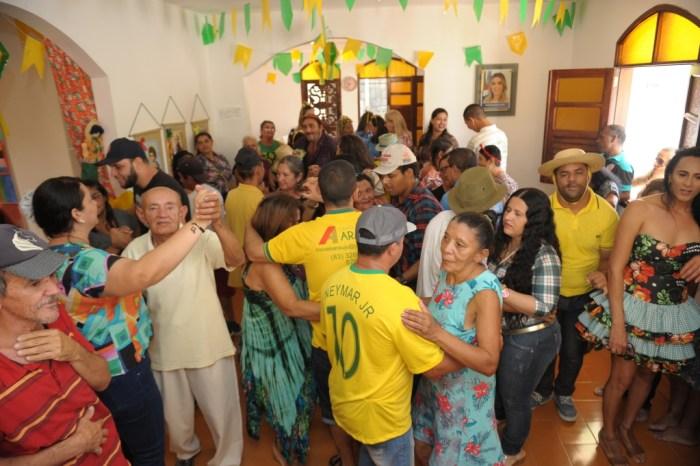 São João com quadrilha do CAPS I é um dos destaques das festividades em Monteiro