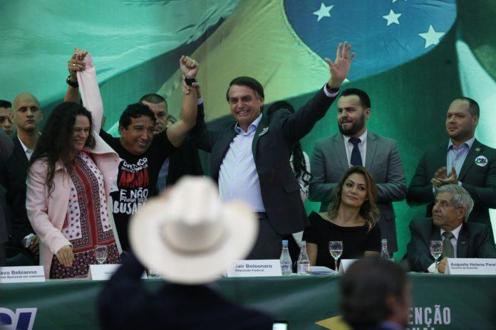 PSL vai reforçar segurança durante visita de Bolsonaro à Paraíba