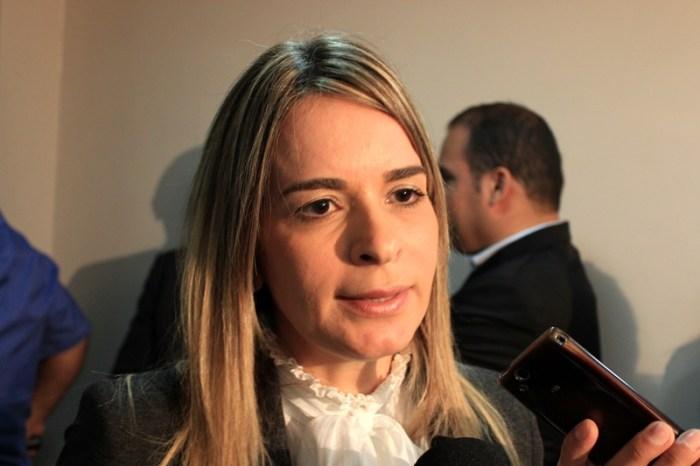 Daniella Ribeiro anuncia que disputará o Senado