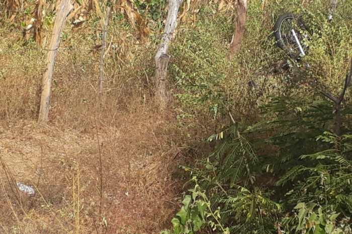 Jovem que estava desaparecido é encontrado morto no município de Monteiro