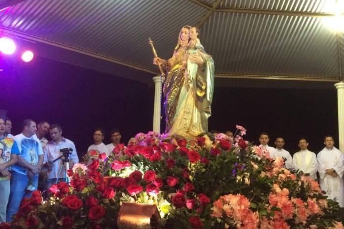 Peregrinação de N. S. dos Milagres têm início e imagem percorrerá cidades do Cariri