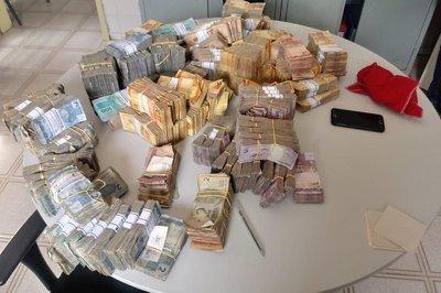 Dinheiro roubado em agência do Banco do Brasil de Juazeirinho é recuperado