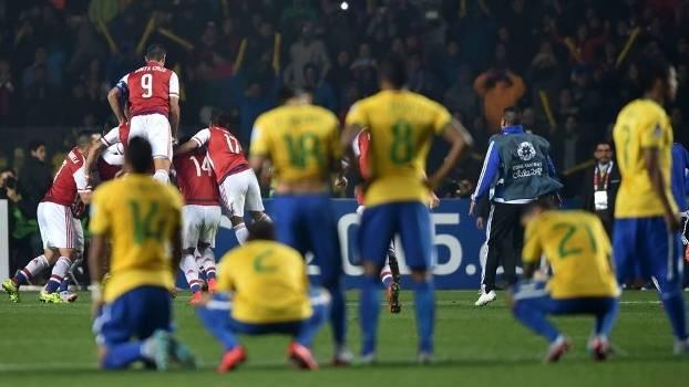 BRASIL ELIMINADO: Seleção dá adeus à Copa do Mundo