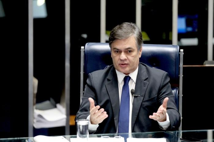 Senador Cássio cobra solução para a qualidade das águas de Boqueirão, no Cariri