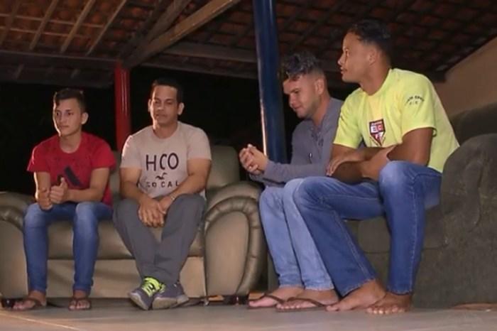 Quatro refugiados venezuelanos chegam a Campina Grande