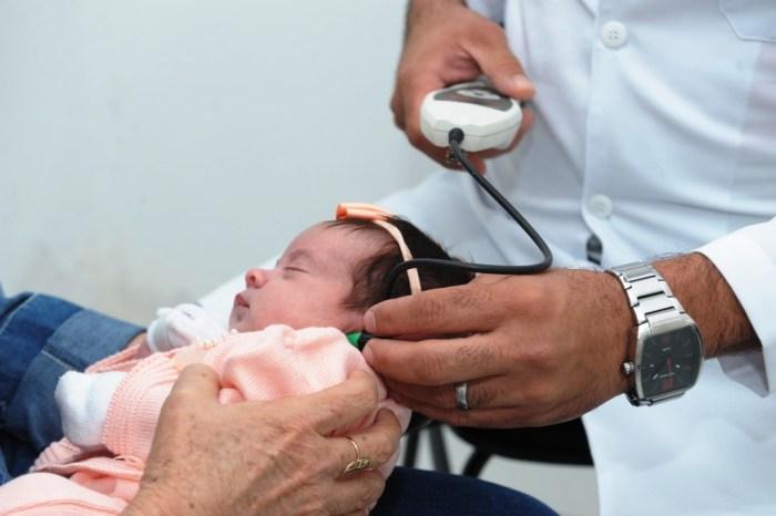 Pioneiro na região, CER II oferece teste gratuito da orelhinha em Monteiro
