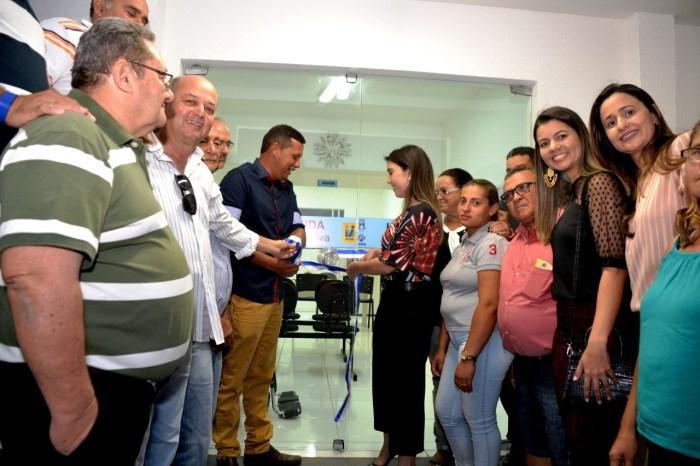 Comunidades rurais participam da entrega da Unidade Âncora em Ipueira Funda