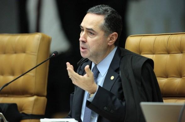 Barroso é confirmado como relator de registro da candidatura de Lula