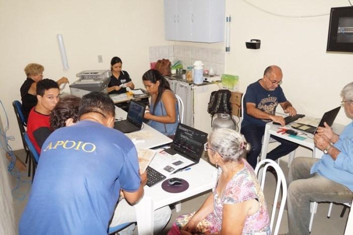 Prefeitura de São Sebastião do Umbuzeiro realiza Ciranda de emissão de documentos
