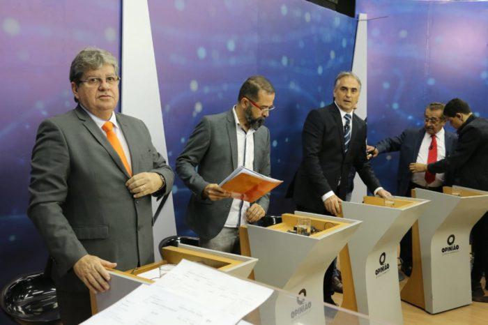 Saiba o que foi destaque no debate entre os candidatos na TV Manaíra