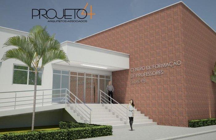 Éden confirma licitação para Construção do Centro de Formação de Professores