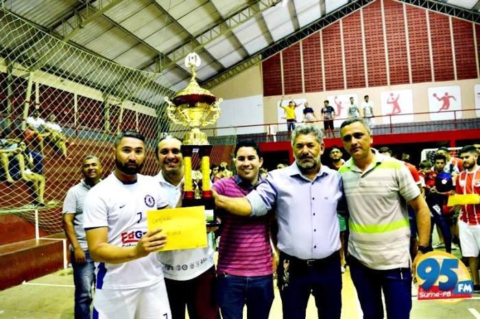 Campeonato Sumeense de Futsal se consolida como um dos maiores da Paraíba