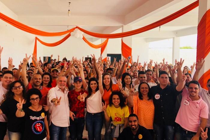 Batinga cumpre extensa agenda no Cariri e recebe novos apoios