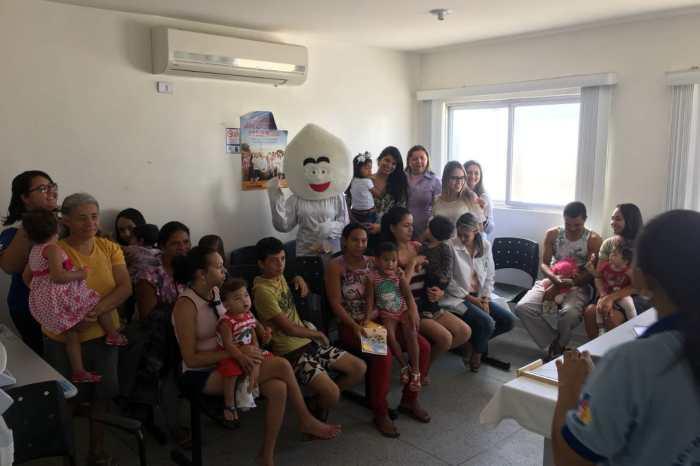 Dia D de vacinação contra sarampo e pólio será neste sábado em Sumé