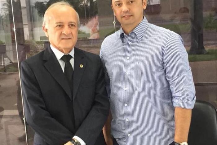 Éden destaca ações de Branco Mendes para Sumé e reafirma apoio à reeleição