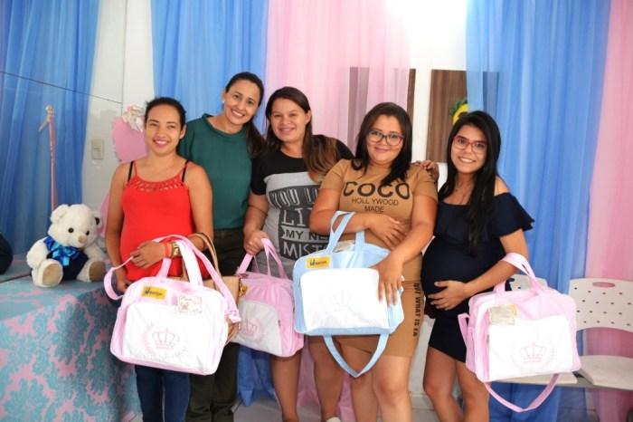 Secretaria de Saúde de Monteiro promove mais uma reunião com gestantes