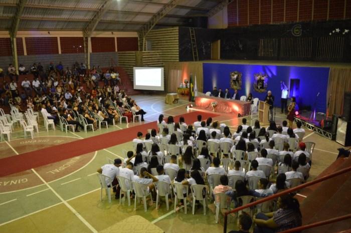 Prefeitura de Sumé e Mediotec realizam aula inaugural de três cursos