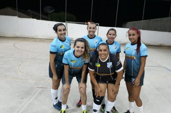 Campeonato de Futsal feminino tem início em Camalaú com participação de 6 equipes