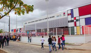 RC entrega nova Escola Técnica em Campina para 1400 alunos