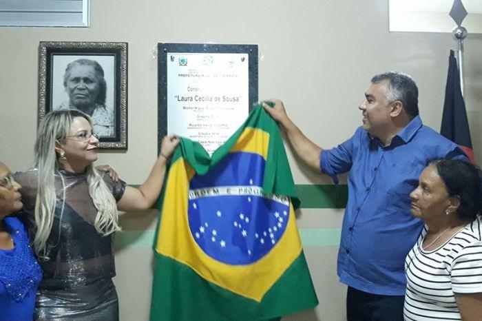 Prefeitura de Prata inaugura Unidade Básica de Saúde na Vila Cazuza Nunes