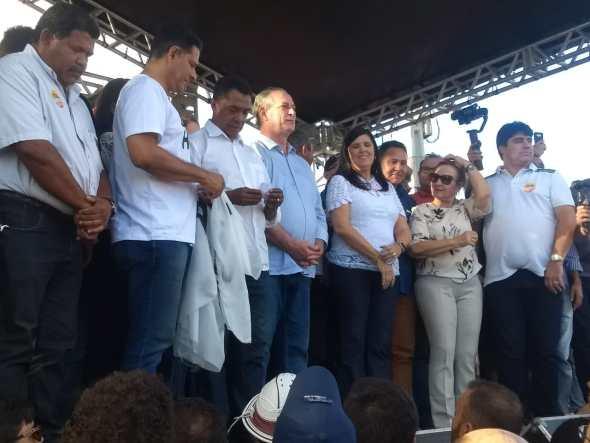 No Cariri, presidenciável Ciro Gomes afirma contar com apoio de paraibanos