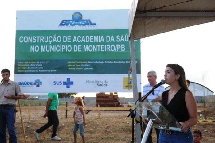 Monteiro ganha mais uma Academia da Saúde nesta terça-feira