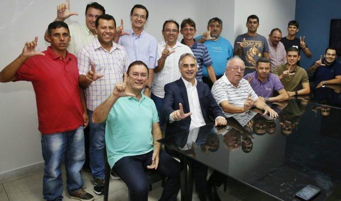 Lideranças de Boqueirão, Caturité e Alcantil anunciam apoio a Lucélio Cartaxo