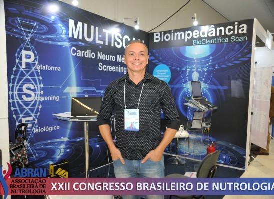 Valério Vasconcelos participa do XXII Congresso Brasileiro de Nutrologia
