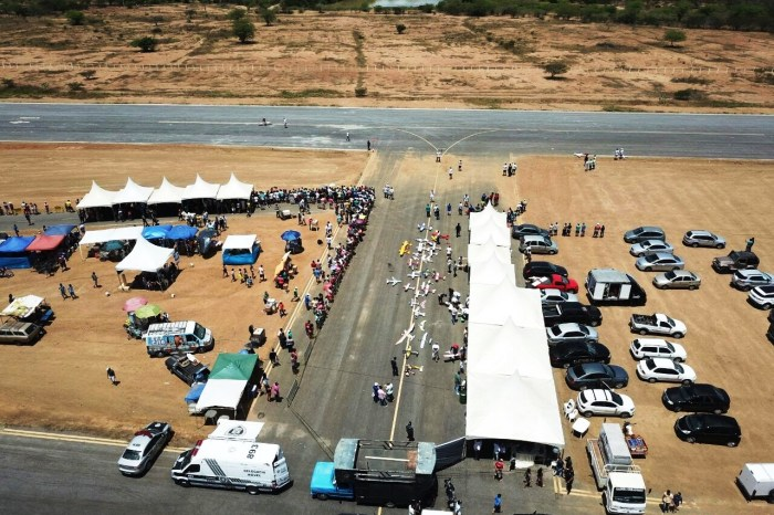 II Encontro de Aeromodelismo acontece neste domingo na cidade de Monteiro