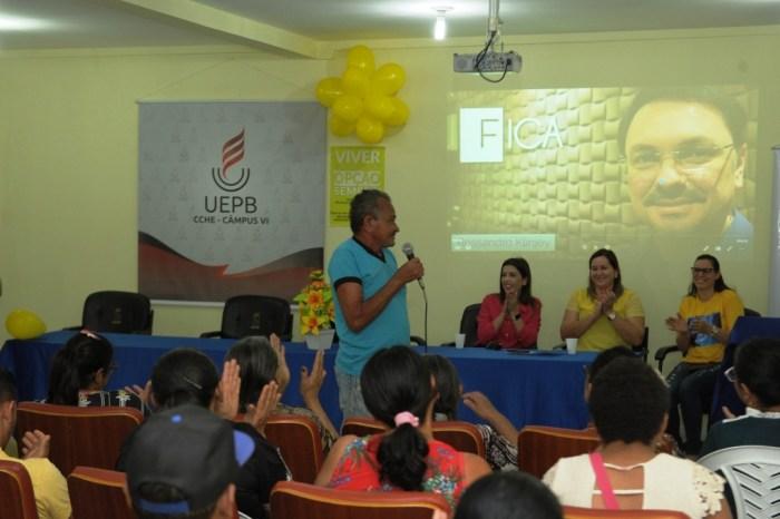 Com muita emoção CAPS encerra programação do Setembro Amarelo em Monteiro