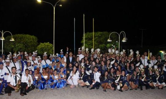 São João do Tigre inaugura Centro de Atividades Múltiplas na Semana da Independência