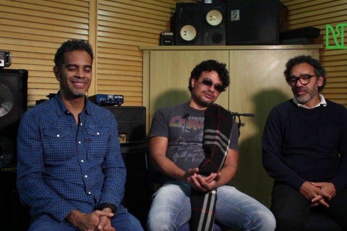 Simoninha, Léo Maia e Jair Oliveira gravam versão de 'Velho Camarada'