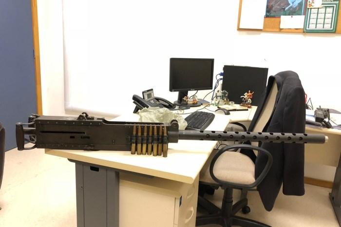 Polícia Civil apreende a maior arma já encontrada no RJ