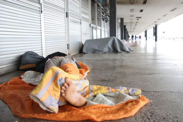População de rua deve ficar fora do Censo do IBGE 2020