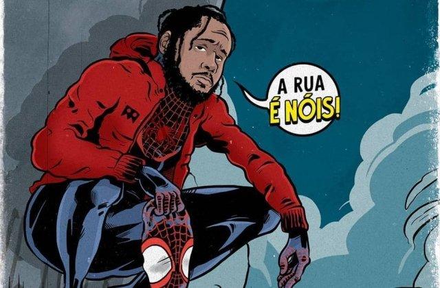 'Rap em Quadrinhos' faz homenagem aos rappers nacionais
