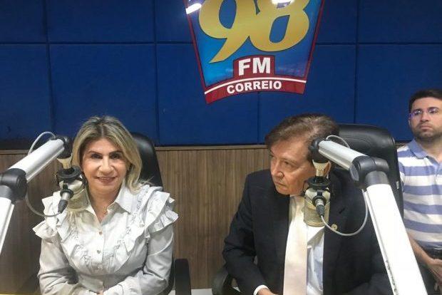 João e Edna Henrique declaram apoio a Bolsonaro para presidente
