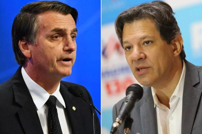 Brasil elegerá um presidente réu pela 1ª vez desde a redemocratização