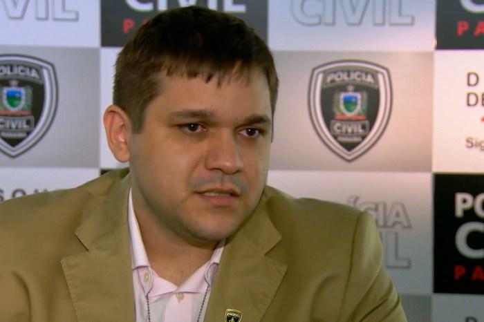 Delegado que comandava investigação Operação Cartola é transferido