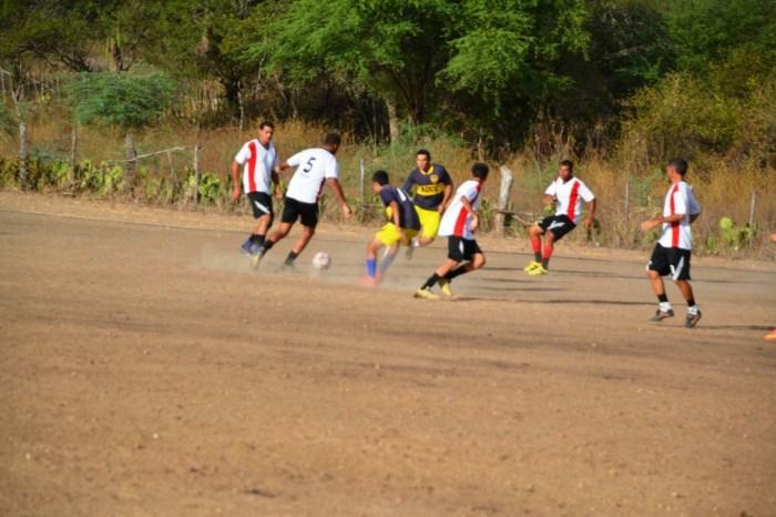 Quarta Rodada da II Copa Dr. Chico tem goleadas e WO na zona rural de Monteiro