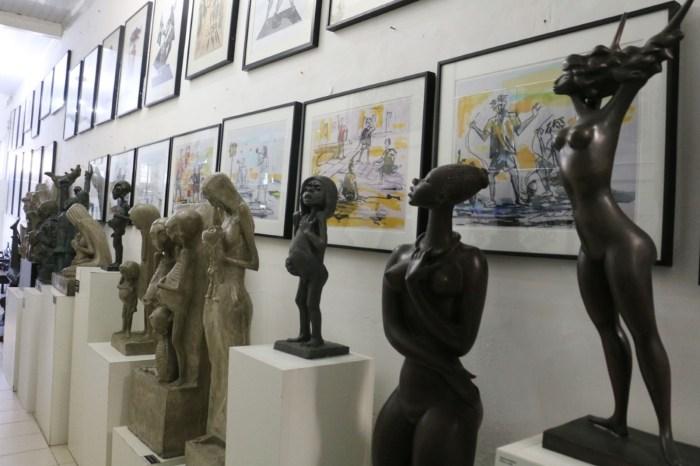 Obras do artista Abelardo da Hora são doadas para a Paraíba