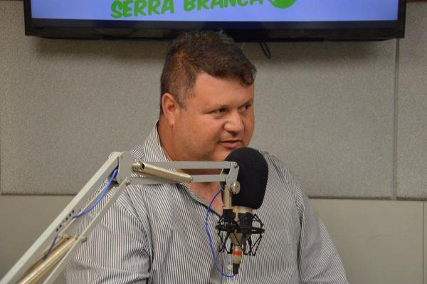 Prefeito André Gomes viaja para Brasília em busca de assegurar emendas para Boa Vista