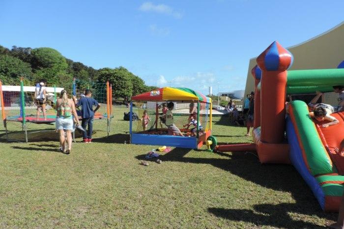 Estação Cabo Branco abre mês com programação para às crianças