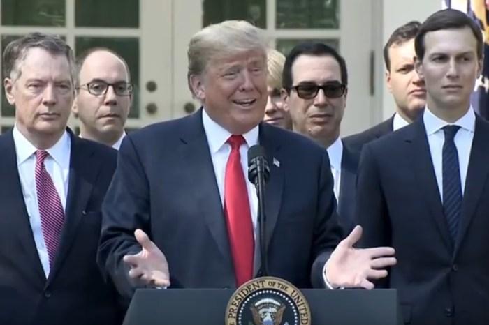 Trump critica relação comercial dos EUA com o Brasil