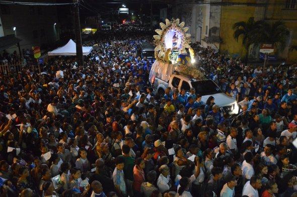 Romaria da Penha deve reunir 500 mil fiéis em JP