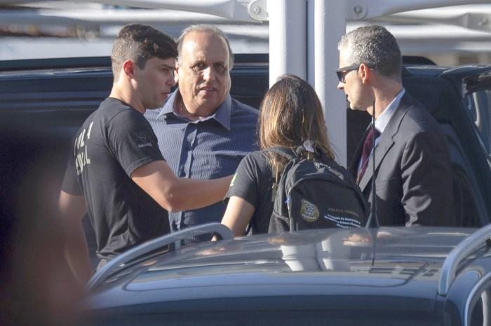 Governador do Rio de Janeiro é preso na Lava Jato