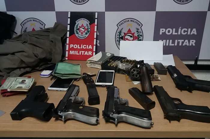 Polícia desarticula quadrilha e frustra ataque à instituição financeira em Sumé
