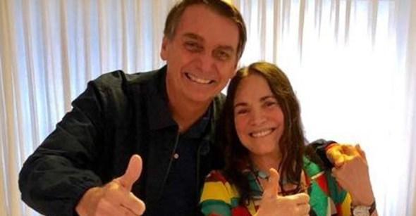 Artistas antibolsonaristas fazem lobby contra colegas na Globo