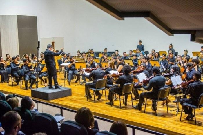 Orquestra Sinfônica da Paraíba faz concerto em JP nesta quinta