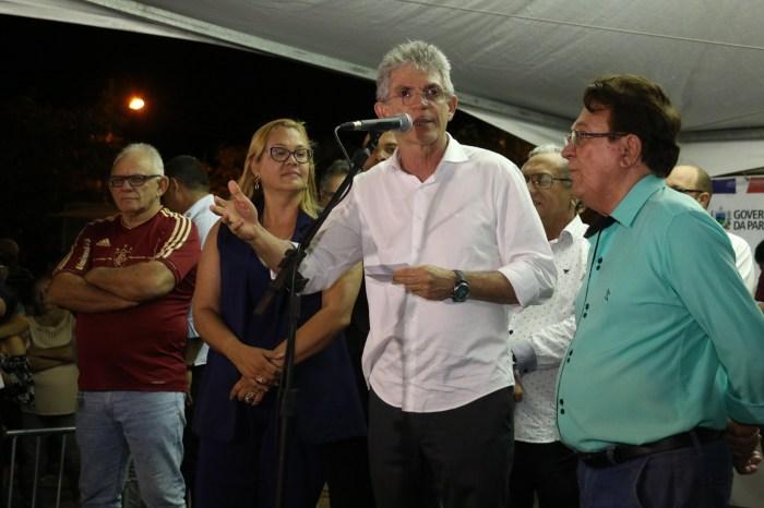 Governo entrega sistema de abastecimento d'água de Santo André